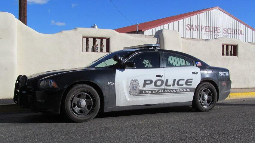 New-Mexico, police