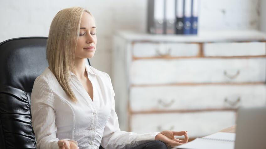work-meditation