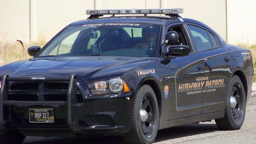 Montana, police