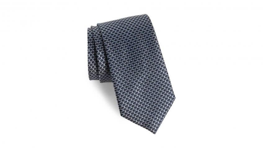 Nordstrom-Basketweave-Silk-Tie