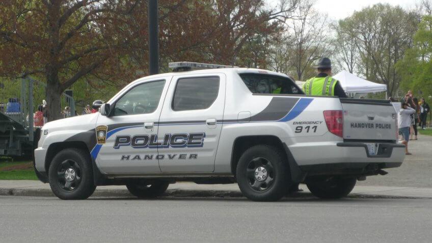 New-Hampshire, police