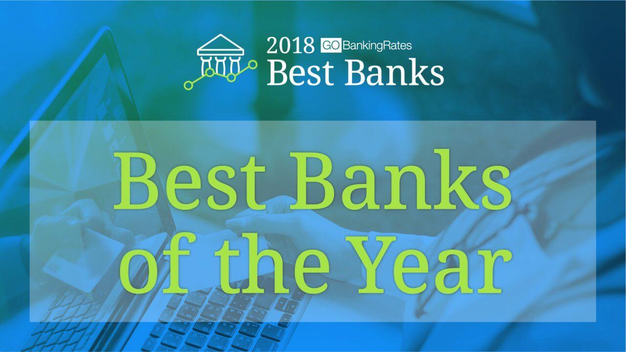 Best bank deals 2018