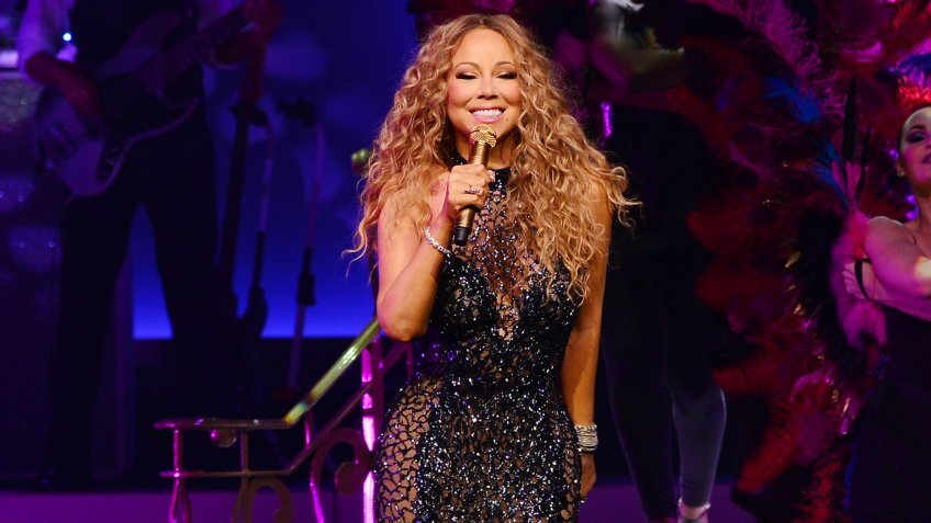Mariah CareyFeb 17 2016Photos By Denise Truscello.