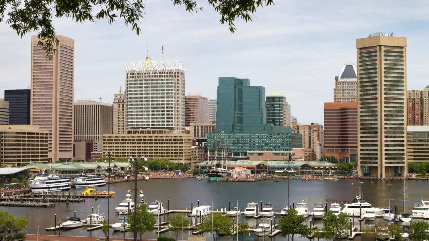 Baltimore-Maryland