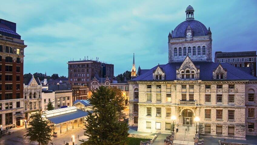 Lexington-Kentucky