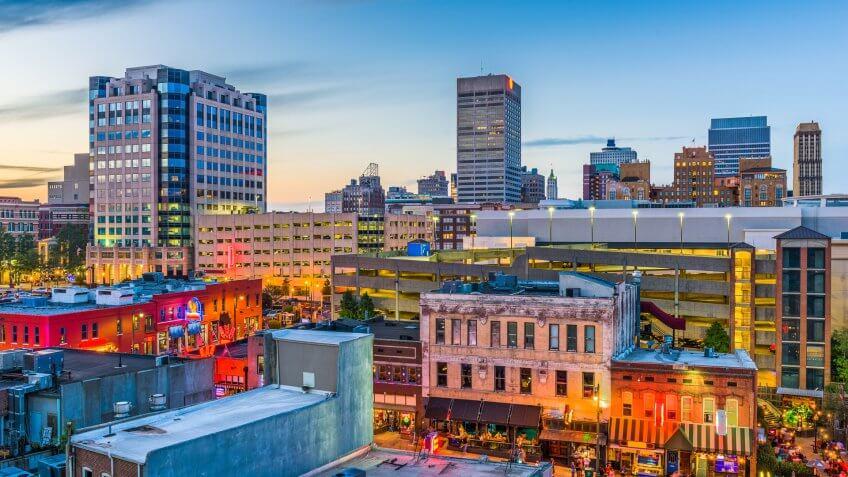 Memphis-Tennessee