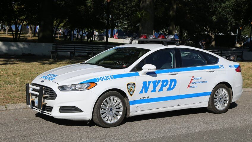 New-York, police
