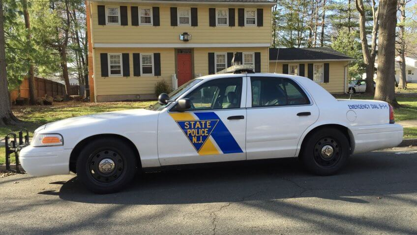 New-Jersey, police