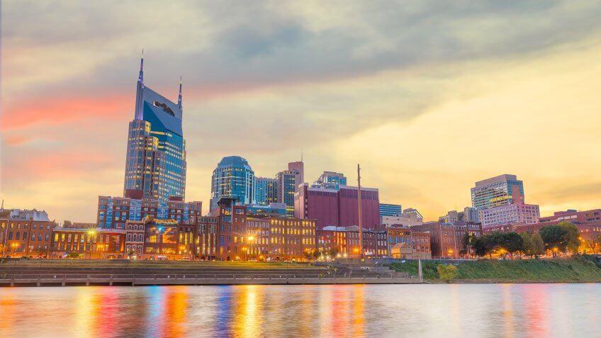 Tennessee-Nashville