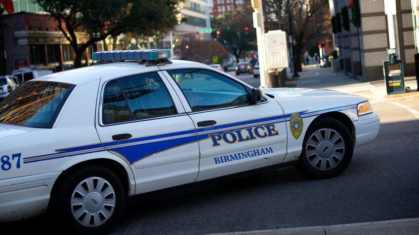 Alabama, police
