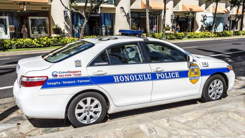 Hawaii, police