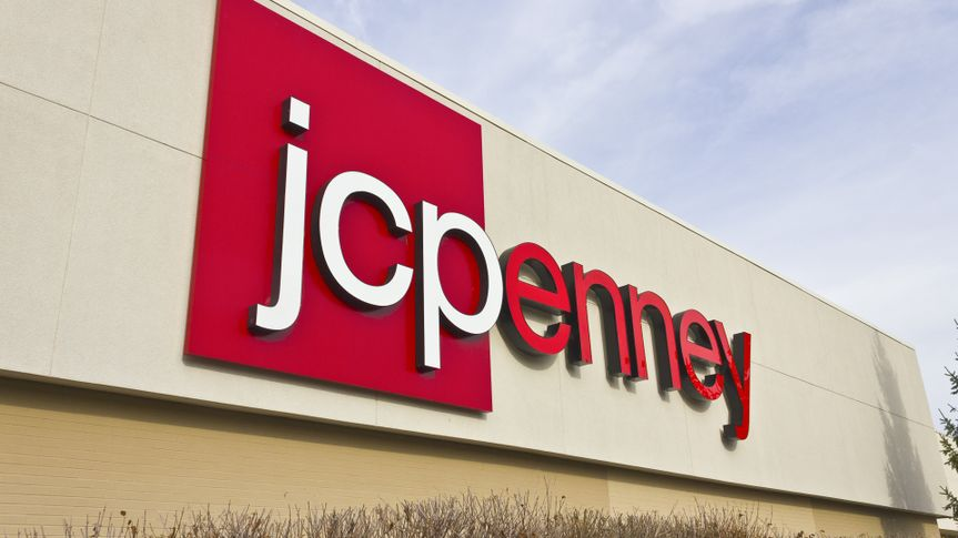 J.C. Penney store