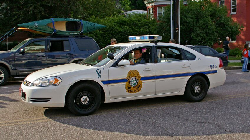 Vermont, police