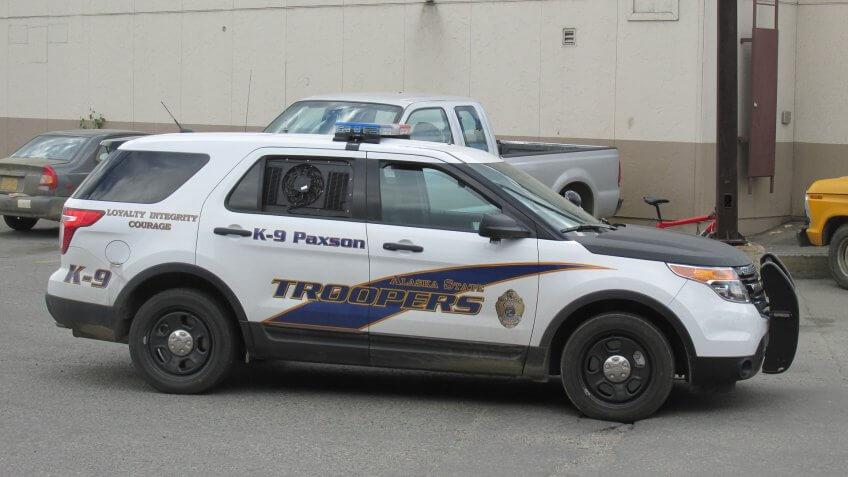 Alaska, police