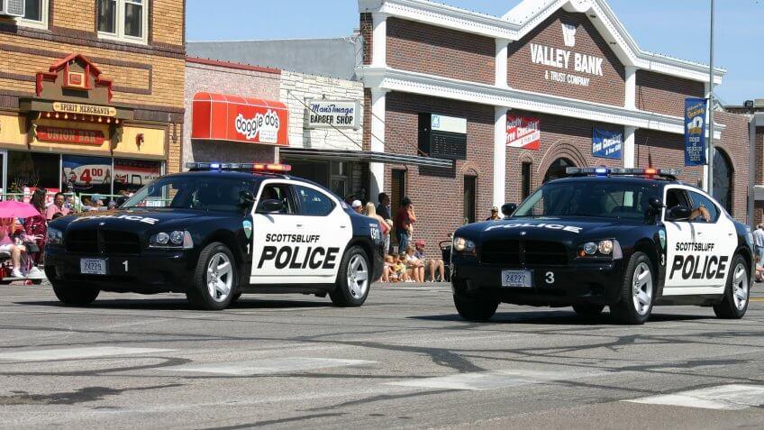 Nebraska, police