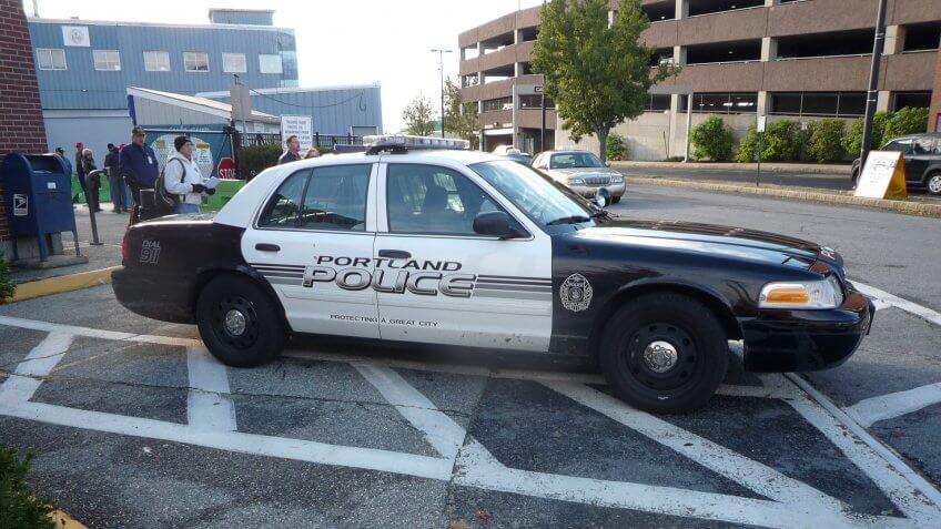 Maine, police