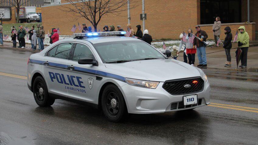 West-Virginia, police