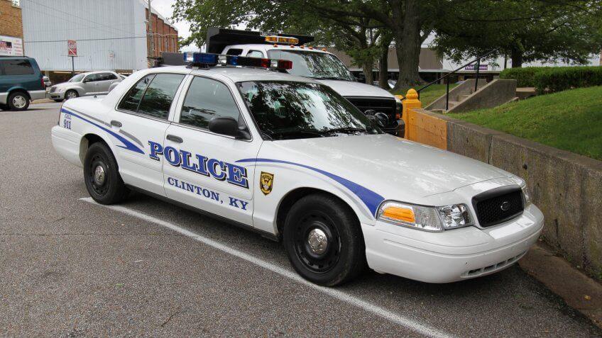 kentucky, police