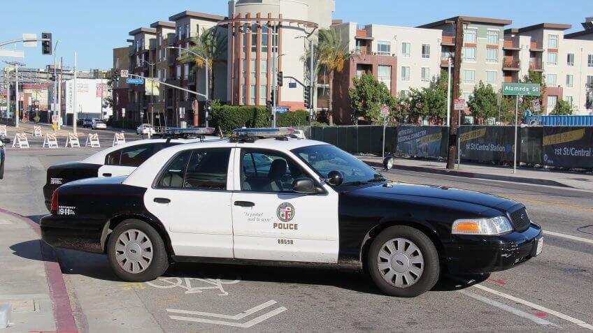 California, police