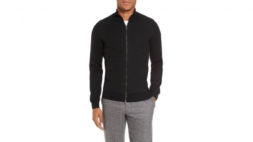 BOSS-Bacco-Full-Zip-Wool-Sweater-Jacket