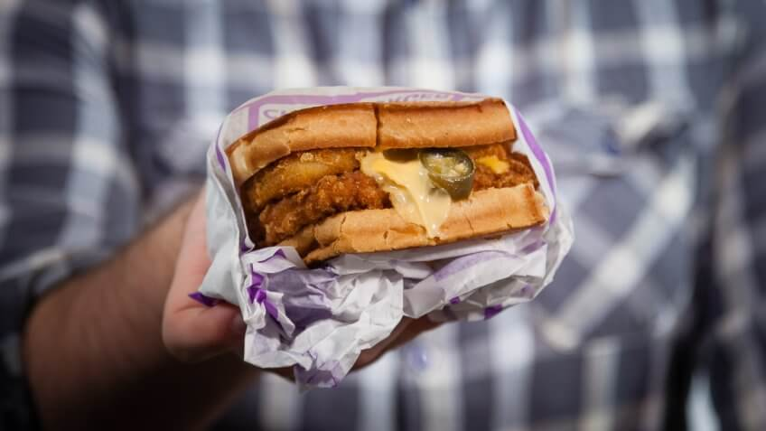 Fast Food, GOBankingRates.com, Jack in the Box, unique, weird