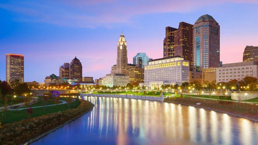 Columbus-Ohio