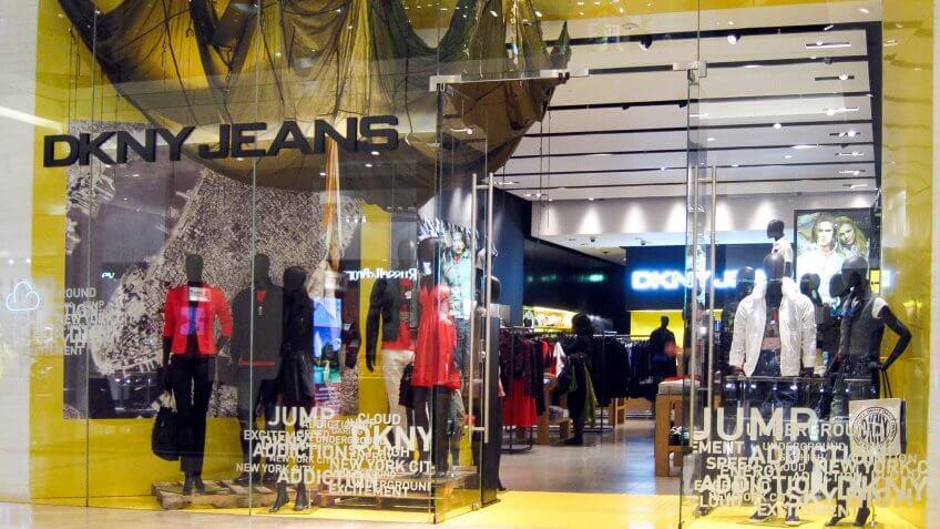 Donna Karan, brands, luxury, shopping, stores