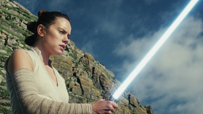 Star Wars: The Last Jedi.