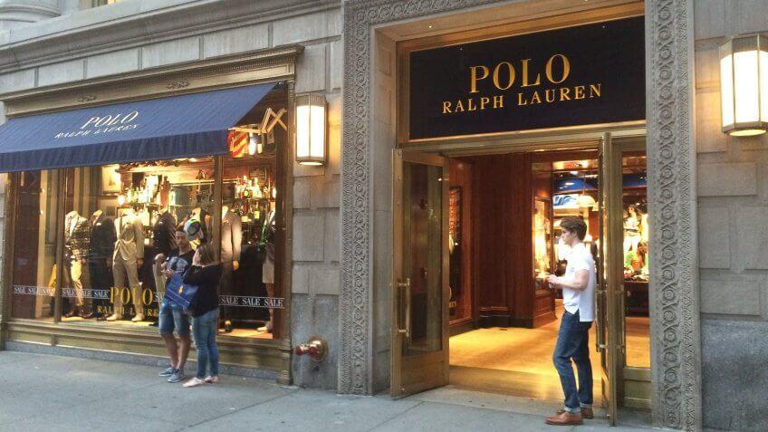 Polo Ralph Lauren, brands, luxury, shopping, stores
