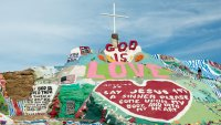 Salvation Mountain and 26 More Oddities You Can Visit for Free