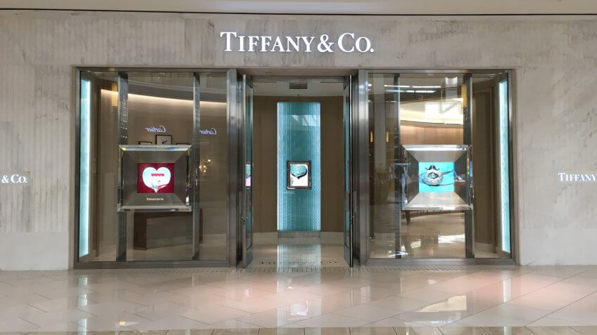 Tiffany & Co., brands, luxury, shopping, stores