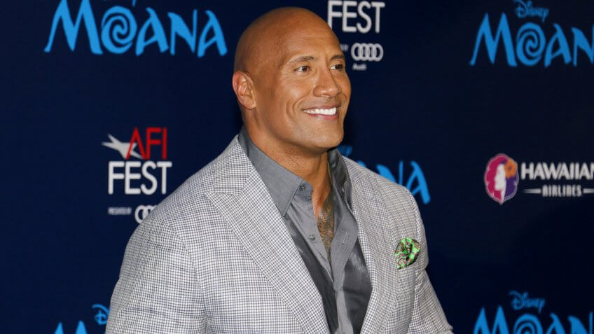 Dwayne 'The Rock' Johnson's Growing Net Worth as He Turns 46