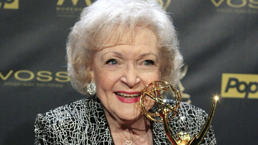 Betty-White net worth