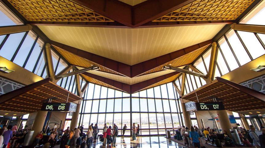 Airport, Houston George Bush Intercontinental Airport, IAH, Texas, USA, United States, United States of America, america, houston