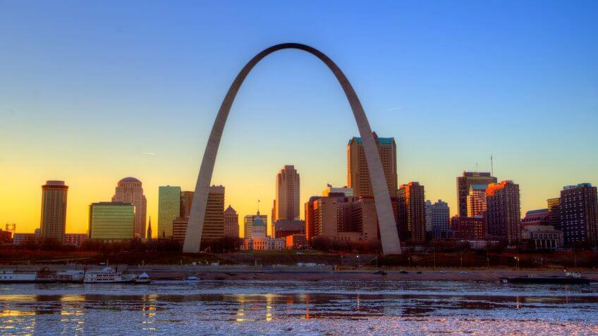 St. Louis-Missouri