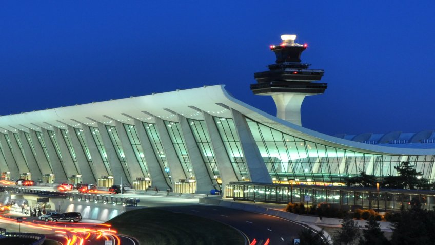 Washington-Dulles-International-Airport-District-of-Columbia