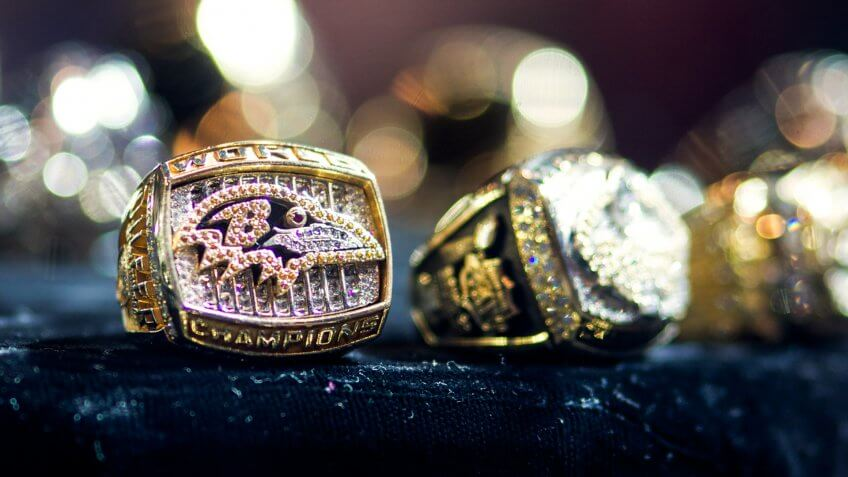 For the Price of a Super Bowl Ring, You Could Get These Things