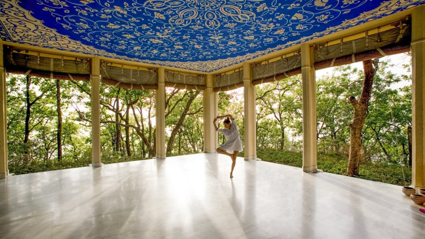 Ananda in the Himalayas and Destination Spa Resort.