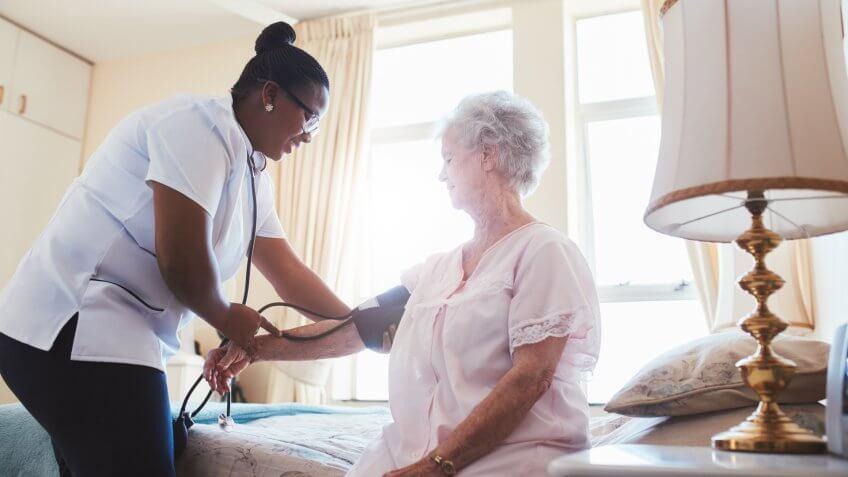 caregiver, home health aide