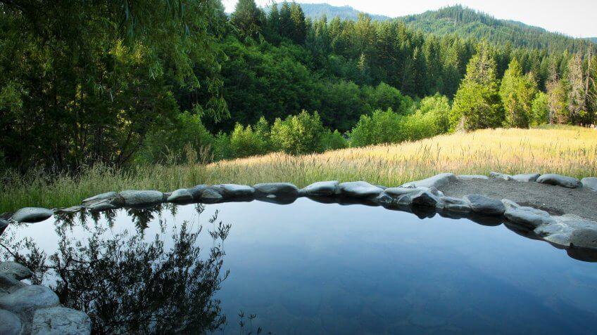 Breitenbush Hot Springs.