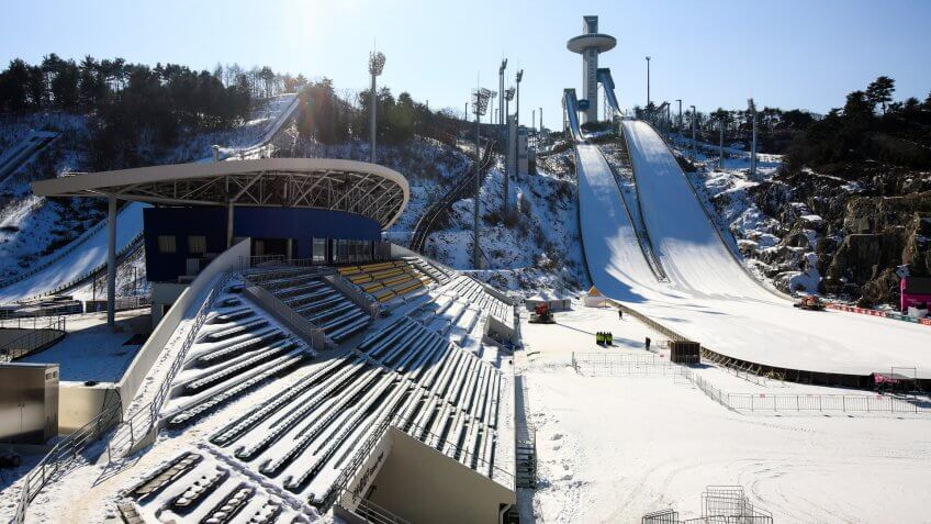 February 11, 2017 : The 2017 International Ski Federation(FIS) Ski Jump World Cup will be held on the 15th at the Alpensia Olympic Ski Jump Center in Pyeongchang, Gangwon Province, Republic of Korea.