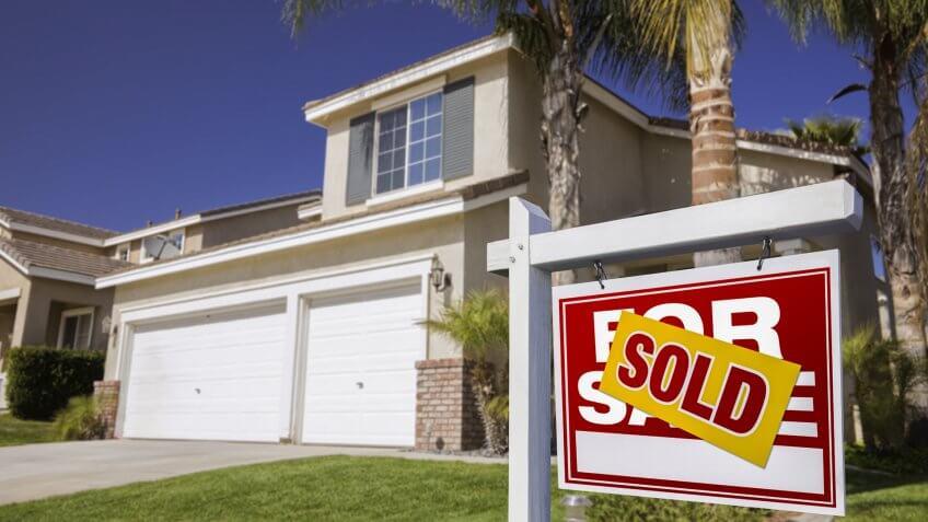real estate, sold property