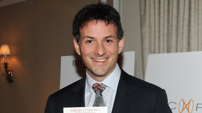 """David Einhorn Book Party for David Einhorn's """"Fooling Some of The People All of The Time"""" hosted by Miles Nadal & Mdc Partners, New York City, USA - 27 Jan 2011."""