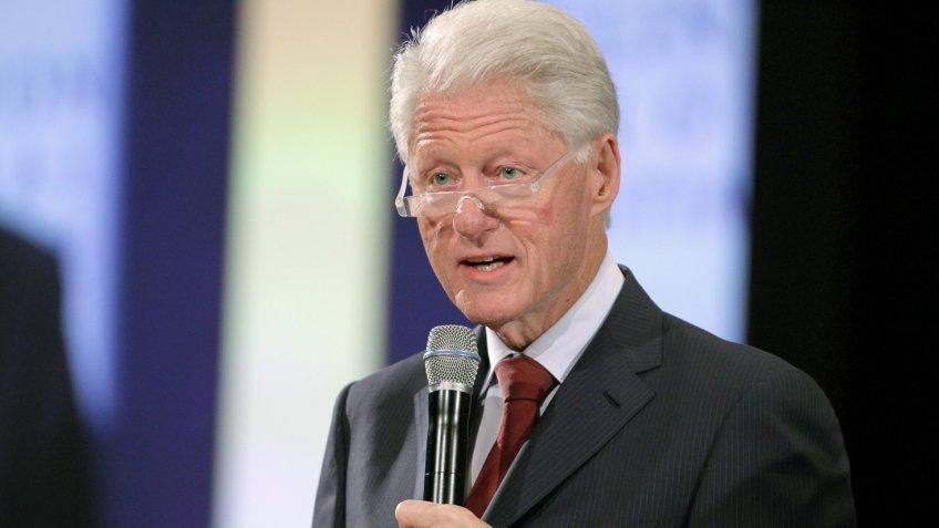 Bill-Clinton net worth