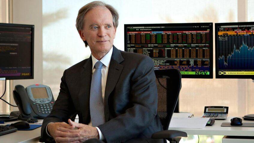 Bill Gross, portfolio manager, Janus Capital.