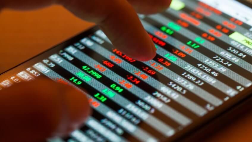 shares, stocks
