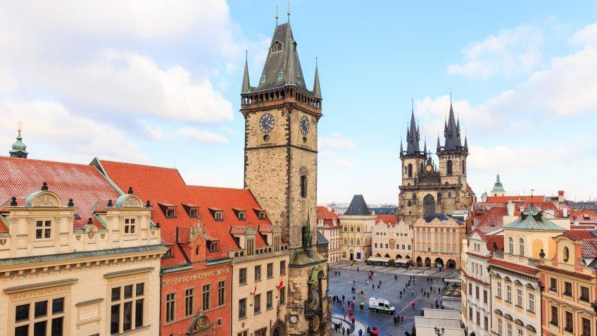 Prague-Czech-Republic