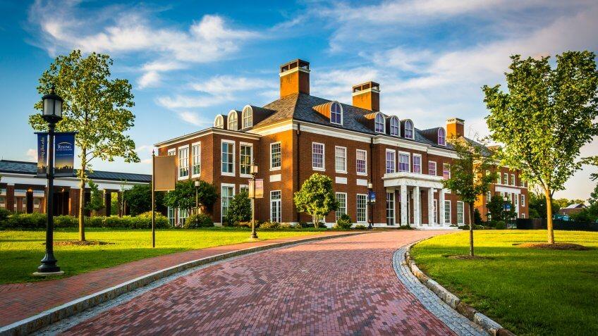 Johns Hopkins University in Baltimore Maryland