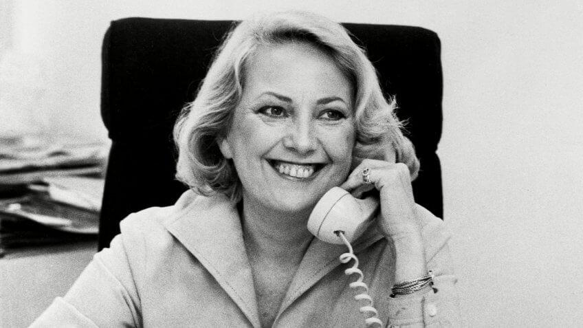 Muriel Faye Siebert