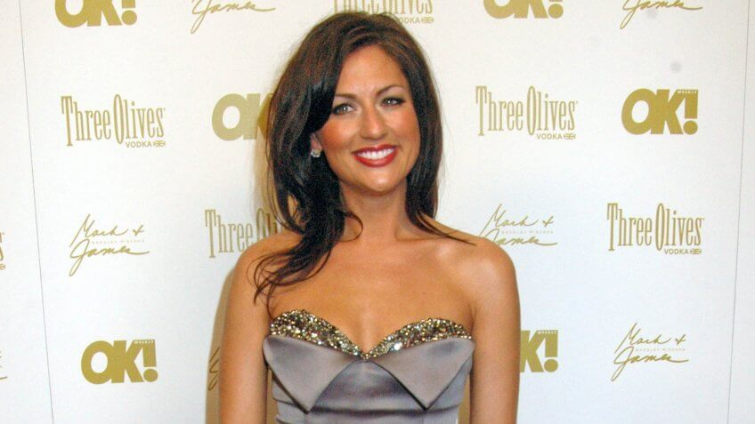 Jillian Harris at the OK Magazine Pre-Oscar Party, Beso, Hollywood, CA.